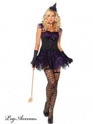 Costume strega Enchanting Mistress