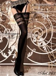 Eleganti calze autoreggenti art 263