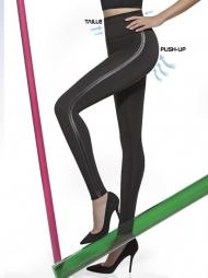 Leggings push up vita alta Angelica