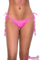 Tanga costume con laccetti Marea Hot Pink