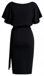 Elegante abito con spacco Judith Black