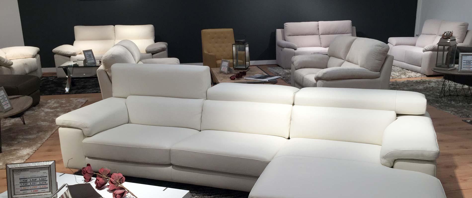 Europolis las rozas sofas trendy cool oferta por for Outlet muebles las rozas