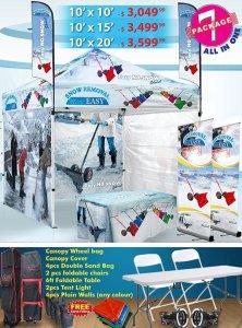 Custom Tent Package 7