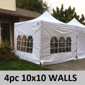 Iron Horse 4pc 10x10 Set Walls (Standard Quality)