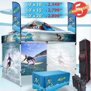 Custom Tent Package 5