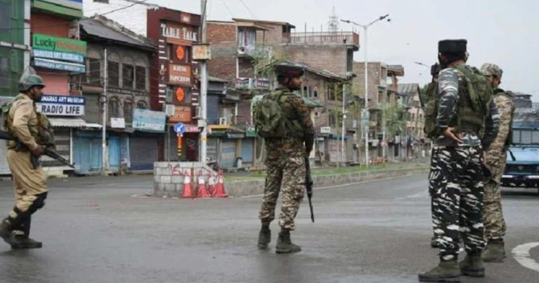 CRPF jawan and civilian killed