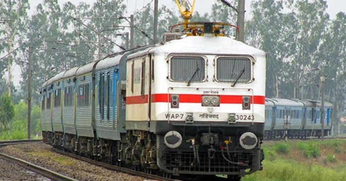 Railway invites proposals from private company to run passenger train