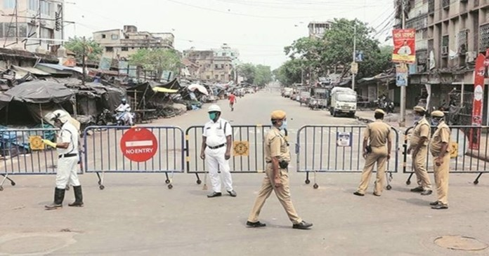 West Bengal announces 2-day lockdown every week