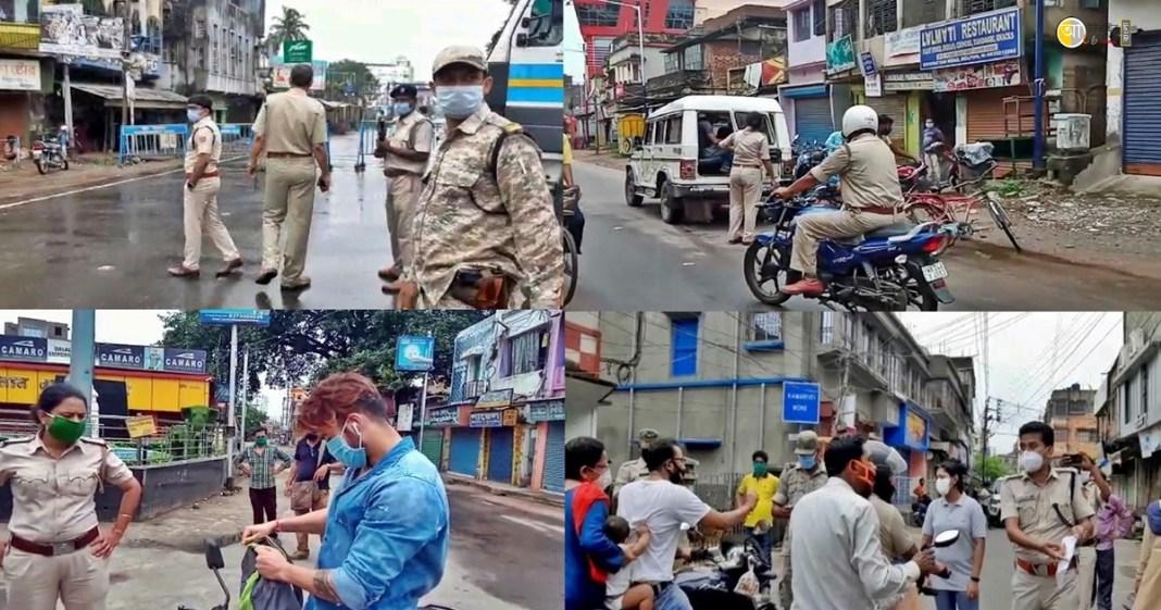 2 days extended lockdown birbhum district