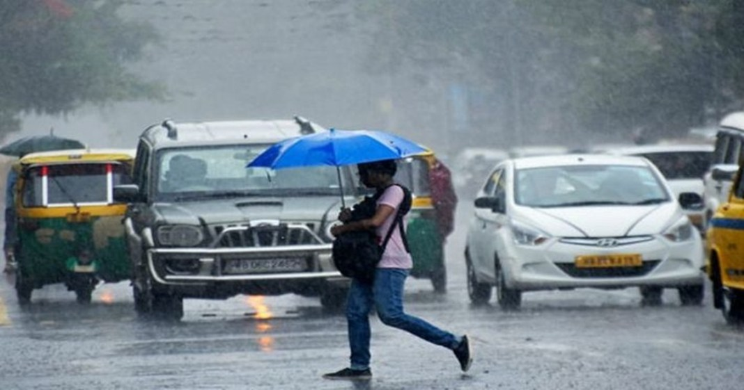 weather report Heavy rain forecast over weekend in 5 districts of North Bengal