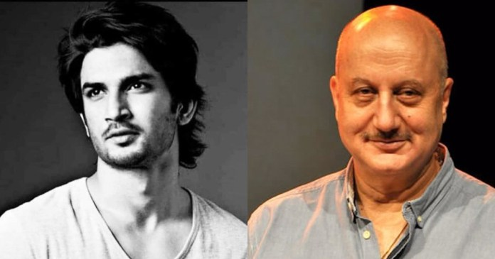 Anupam Kher Sushant's family and fans deserve to know the truth