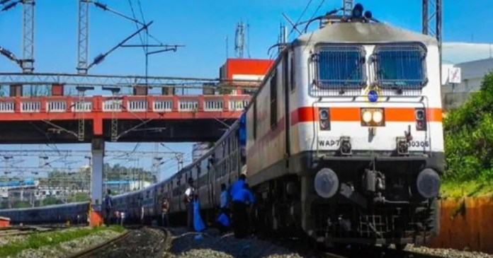 Many trains have been canceled in the next two days due to lockdown in West Bengal