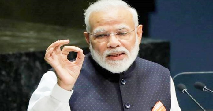 Narendra Modi: The new education policy will combine technology and talent