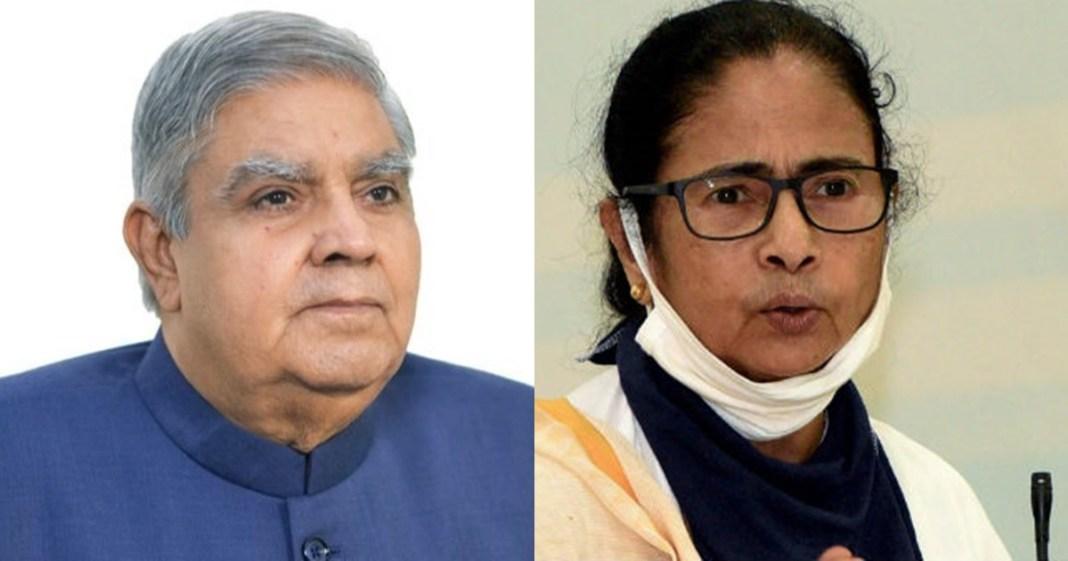 'Tell the people of the state your position' Jagdeep Dhankar criticises Mamata Banerjee regarding ayodhya bhumipujan