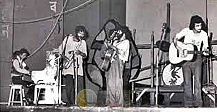 old photo of mohiner ghoraguli bangla band