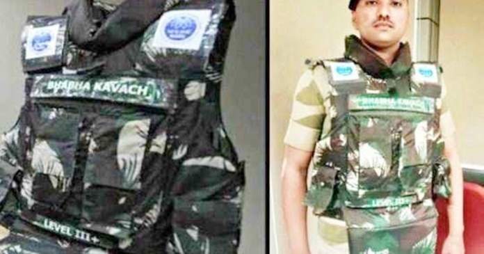 'Bhabha Kavach' Midhani masters armour that can stop AK-47 shots