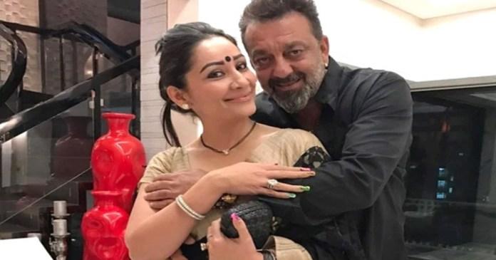 Sanjay Dutt & Maanayata Dutt