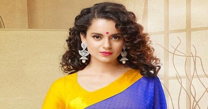 bollywood actress Kangana seeks 2 crore in damages from BMC