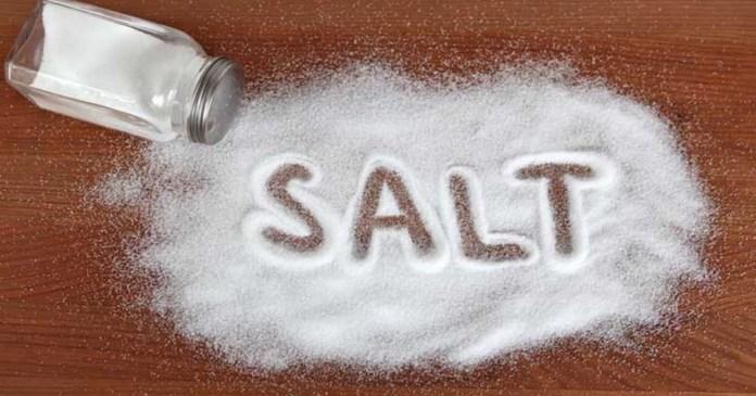 six genius Life Hacks Using Table Salt