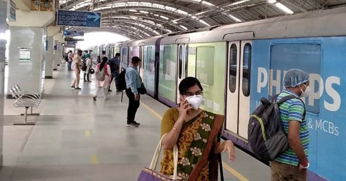 Metro Railway contemplating not to run usual night services during Durga Puja