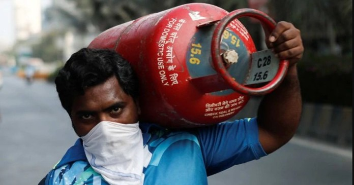 The method of home delivery of LPG cylinders is changing from November 1