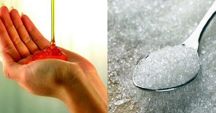 it will be surprising if you mix sugar with shampoo