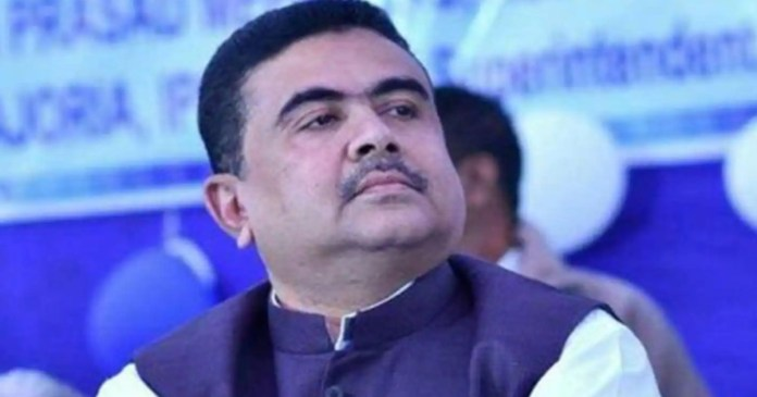 Bengal Minister Shuvendu Adhikari resigned from the ministry