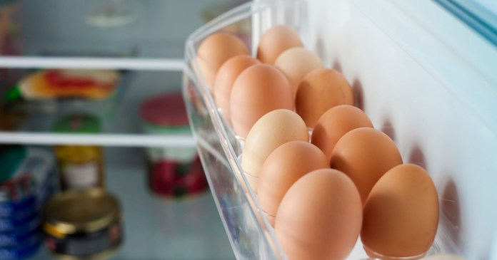 Do you keep eggs in the fridge like other vegetables Know how safe