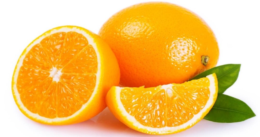 eating an orange every day will change the beauty