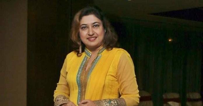 Trinamool MP Shatabdi Roy's hint to meet Amit Shah