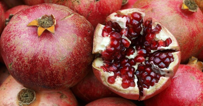 pomegranate lose belly fat instantly