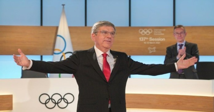 IOC reveals China has offered vaccines to Tokyo and Beijing Olympic