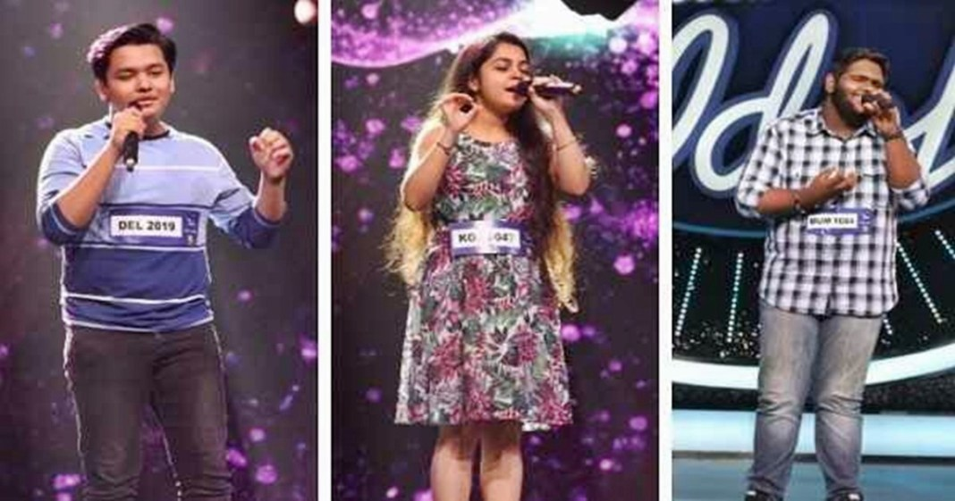Reality show Indian idol 12 in the debate over TRP possession