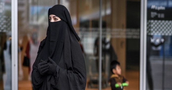 Swiss agree to outlaw facial coverings in 'burqa ban' vote