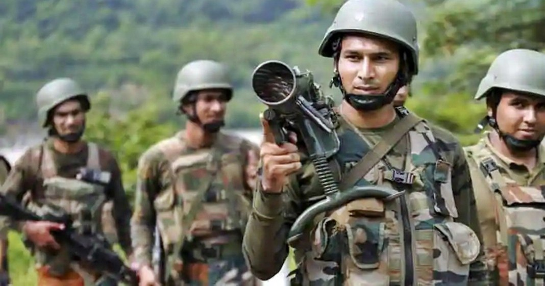 Who is the most powerful army in the world What is the number of India