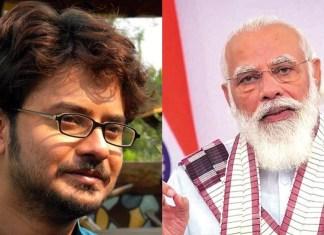 tollywood actor rahul arunoday banerjee criticises pm narendra modi
