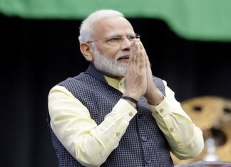 PM Modi tweeted a extends greetings on Bengali New Year