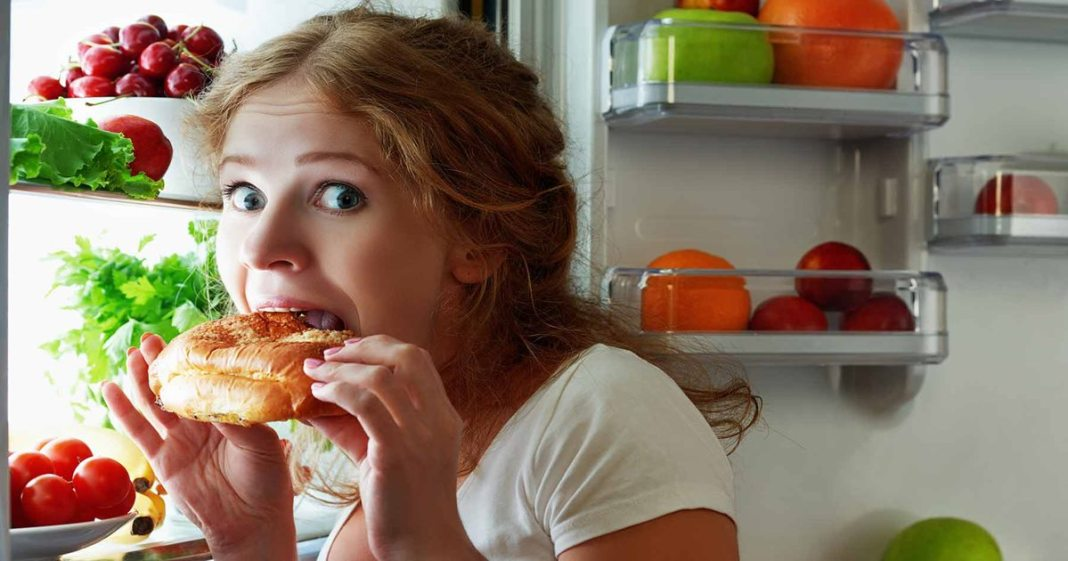 why you always feel hungry even after eating your meal