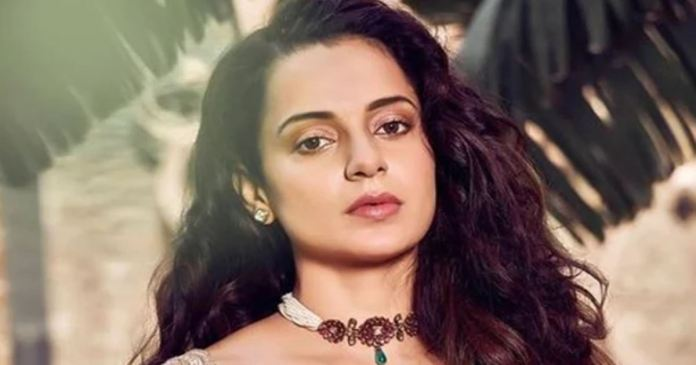 Actress Kangana Ranaut claims she is late in paying tax due to 'no work'