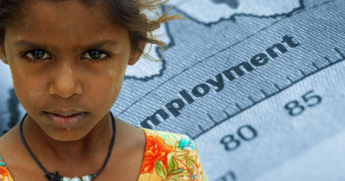 India has come down further in Malnutrition Education and Unemployment