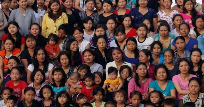 Mizoram minister gave Rs 1 lakh to parents with most children