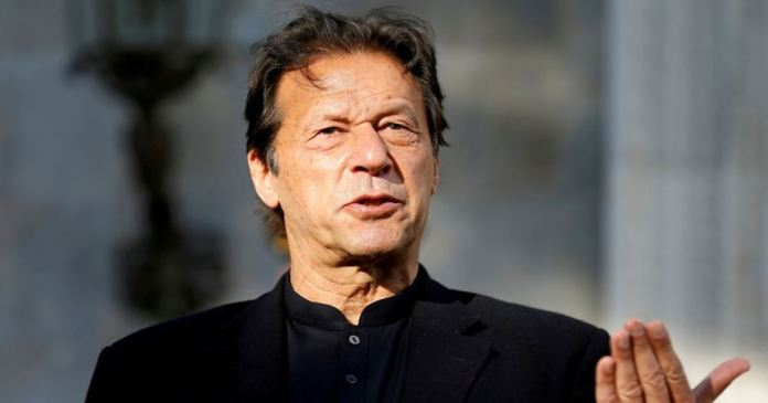 Pakistan PM Imran Khan Once Again Blame On Women's Clothing For Rapes In Pakistan