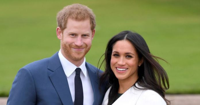 Prince Harry and Meghan Lily, new member of the British royal family