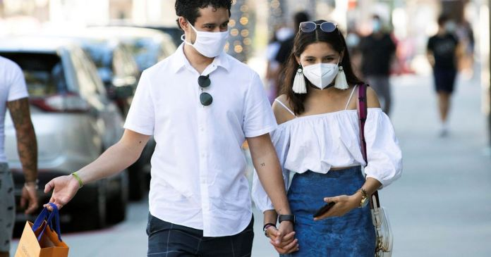 The use of masks increases stress, according to a recent study