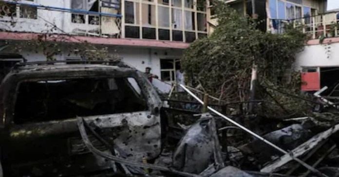 Kabul drone strike was a mistake