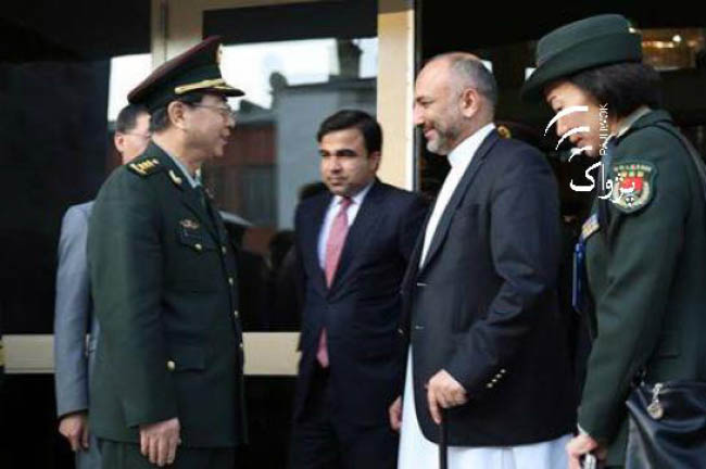 Ghani Endorses  China-Proposed Alliance Against Terror