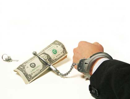 Corruption Hinders Stability