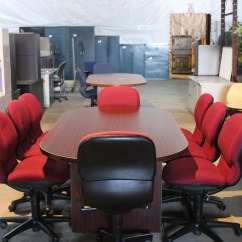 Used Conference Room Chairs Squirrel Chair Feeder New And Tables Office Reception Guest Board From Outlook Solutions Llc