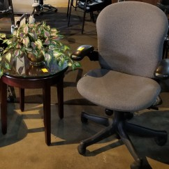 Hon Desk Chairs Flip Chair Bed Ikea Used Gray Office Of All Styles Available At Outlook Solutions Llc