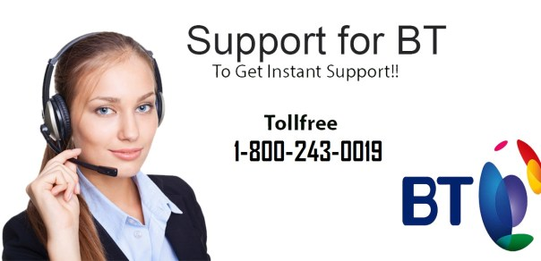 BT Email Technical Support